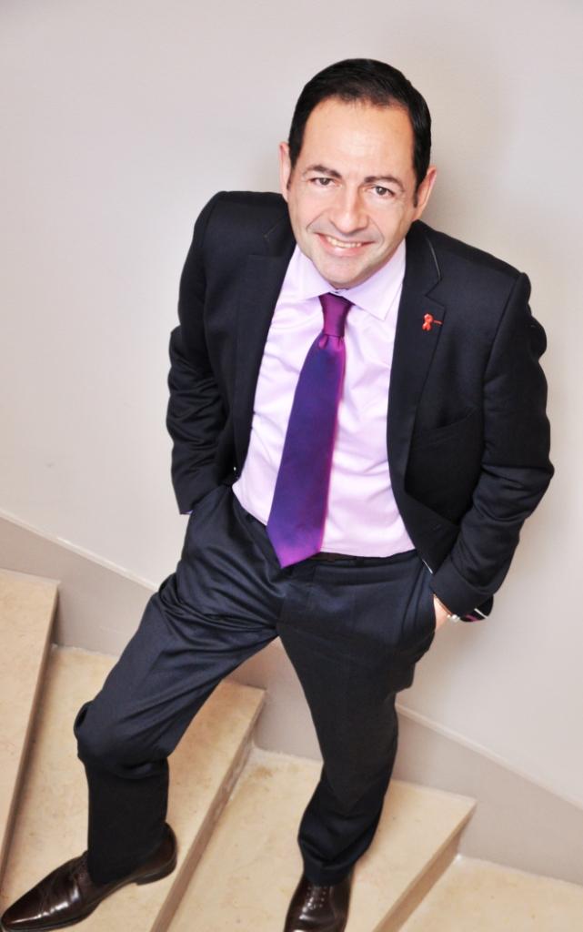 Jean-Luc Romero, président de l'ADMD