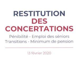 Document concertation